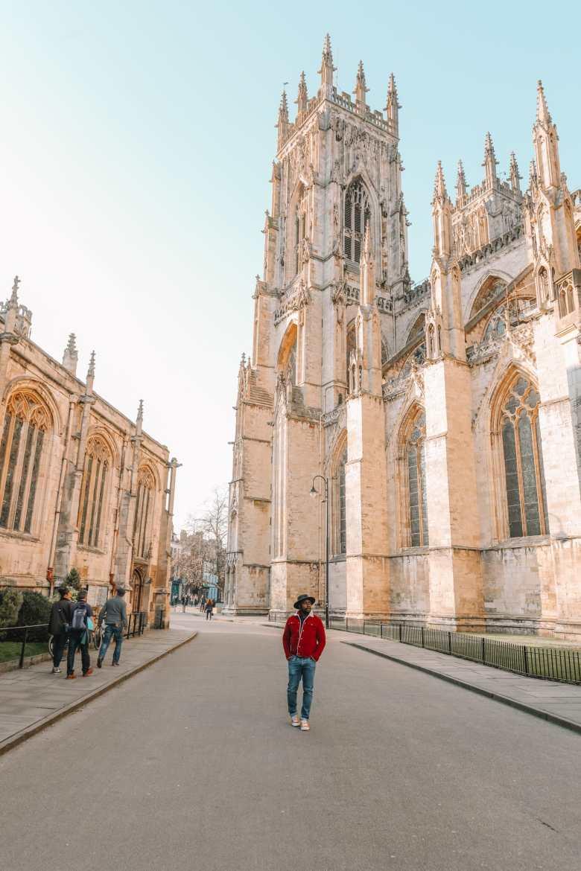 Exploring The Beautiful Ancient City Of York, England (30)