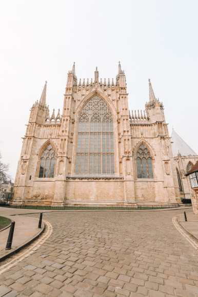 Taking A Step Back Into The Past In York, England (3)
