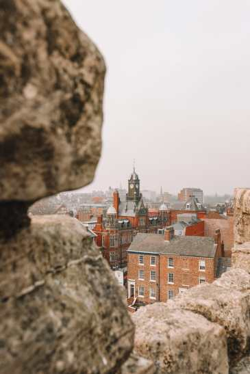 Taking A Step Back Into The Past In York, England (18)