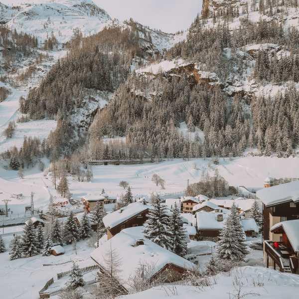 The Best Ski Chalet In Tignes, France (2)