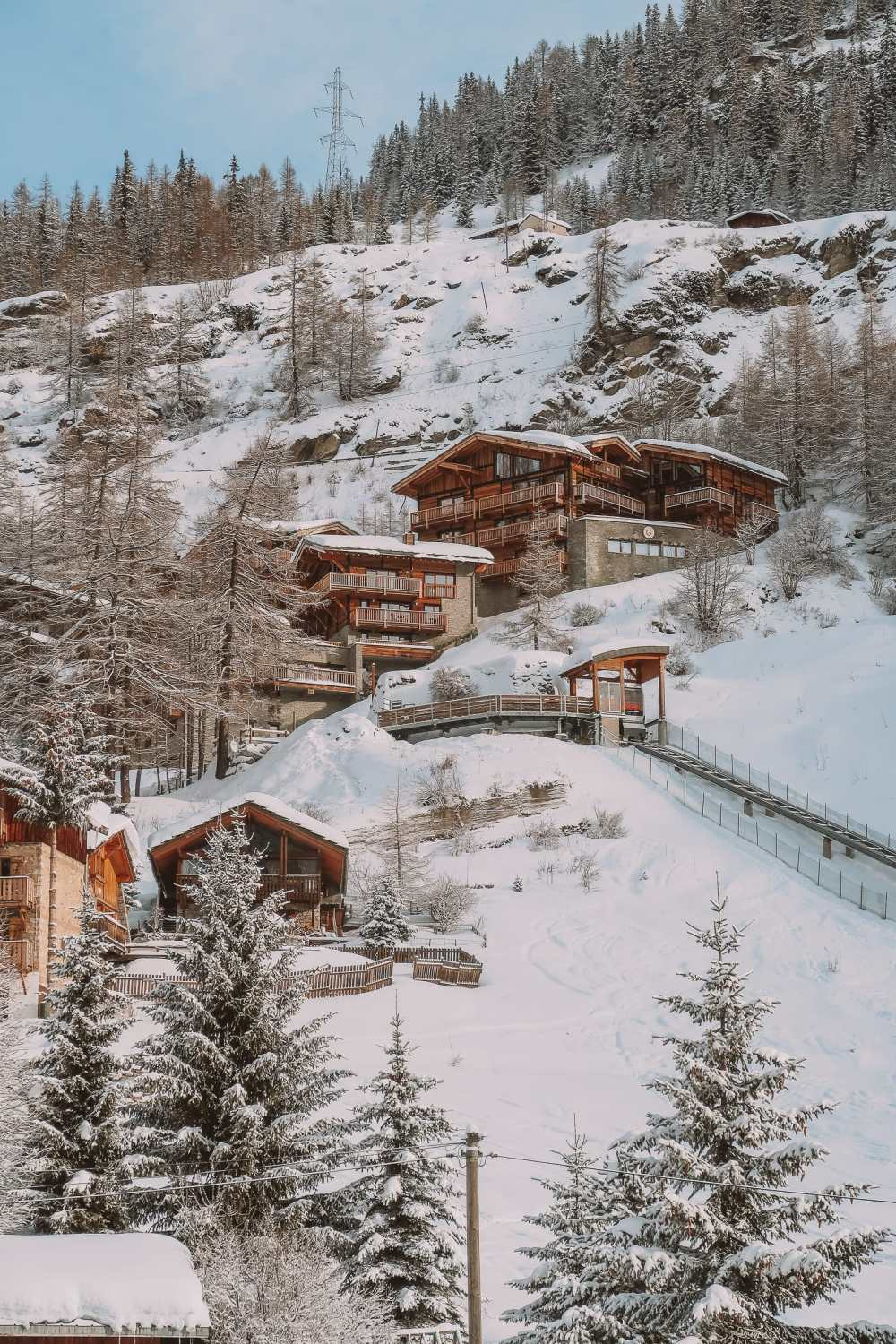 The Best Ski Chalet In Tignes, France (1)