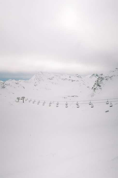 Dining 3032 Metres High In Tignes, France (40)
