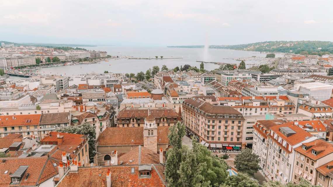 The Beautiful Old Town Of Geneva, Switzerland (21)