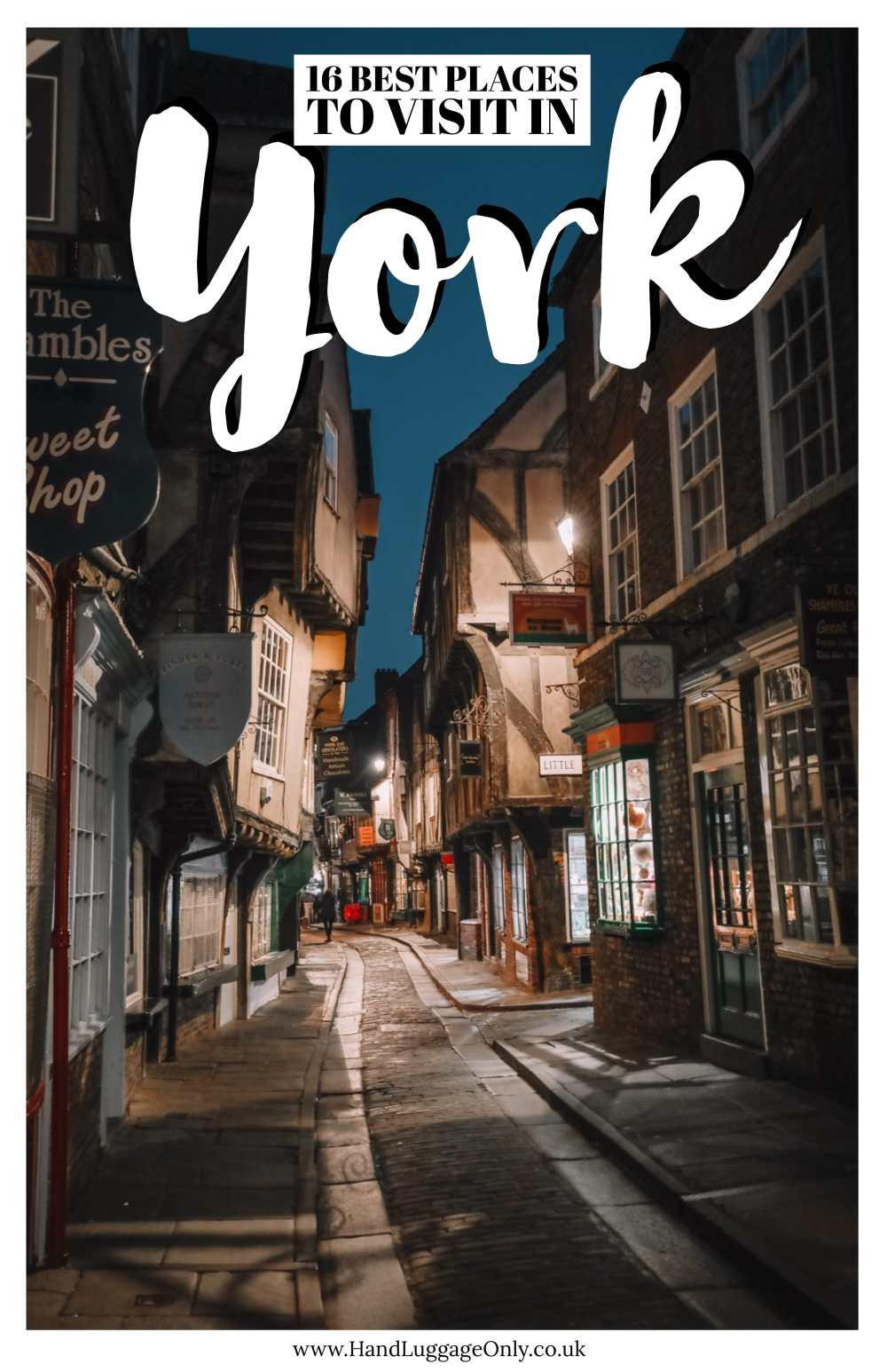 16 Best things to do in York