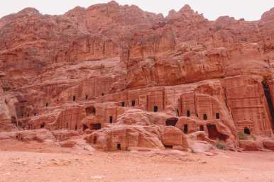 Finding The Monastery Up In The Mountains In Petra, Jordan (60)