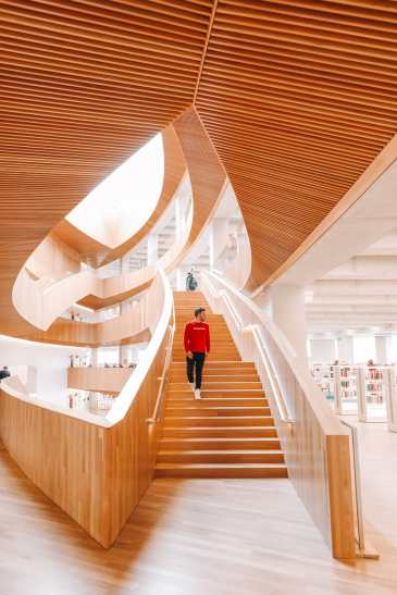Finding Calgary's Architectural Masterpieces - Studio Bell And The Central Library (40)