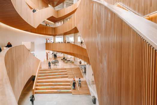 Finding Calgary's Architectural Masterpieces - Studio Bell And The Central Library (41)