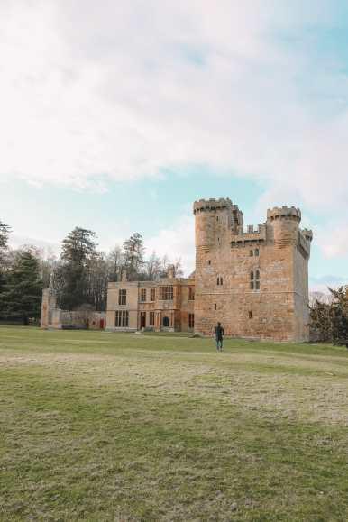 Exploring The Beautiful County of Northumberland, England (34)