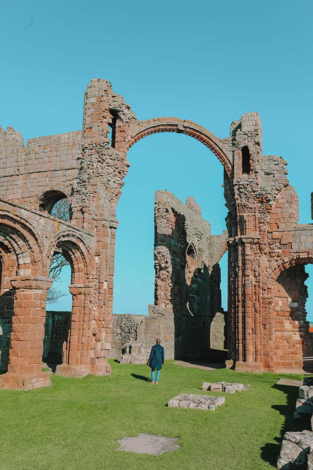 Visiting the Holy Island of Lindisfarne, England (10)