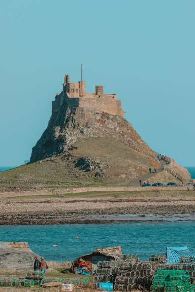 Visiting the Holy Island of Lindisfarne, England (5)