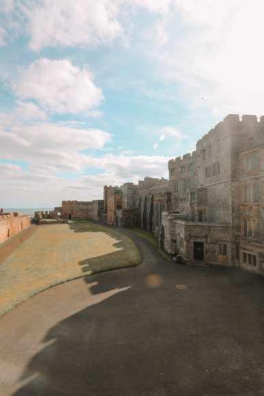 Visiting The Beautiful Bamburgh Castle & Farne Islands, England (63)