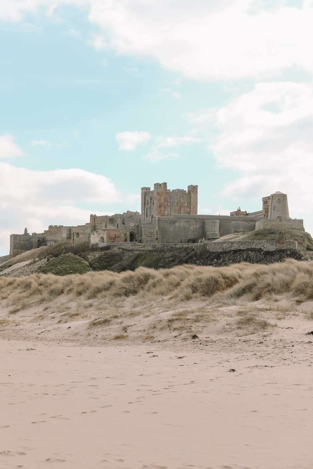 Visiting The Beautiful Bamburgh Castle & Farne Islands, England (53)
