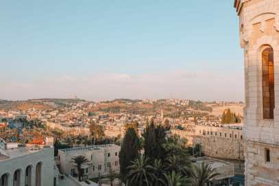 An Introduction To The Ancient City Of Jerusalem (9)