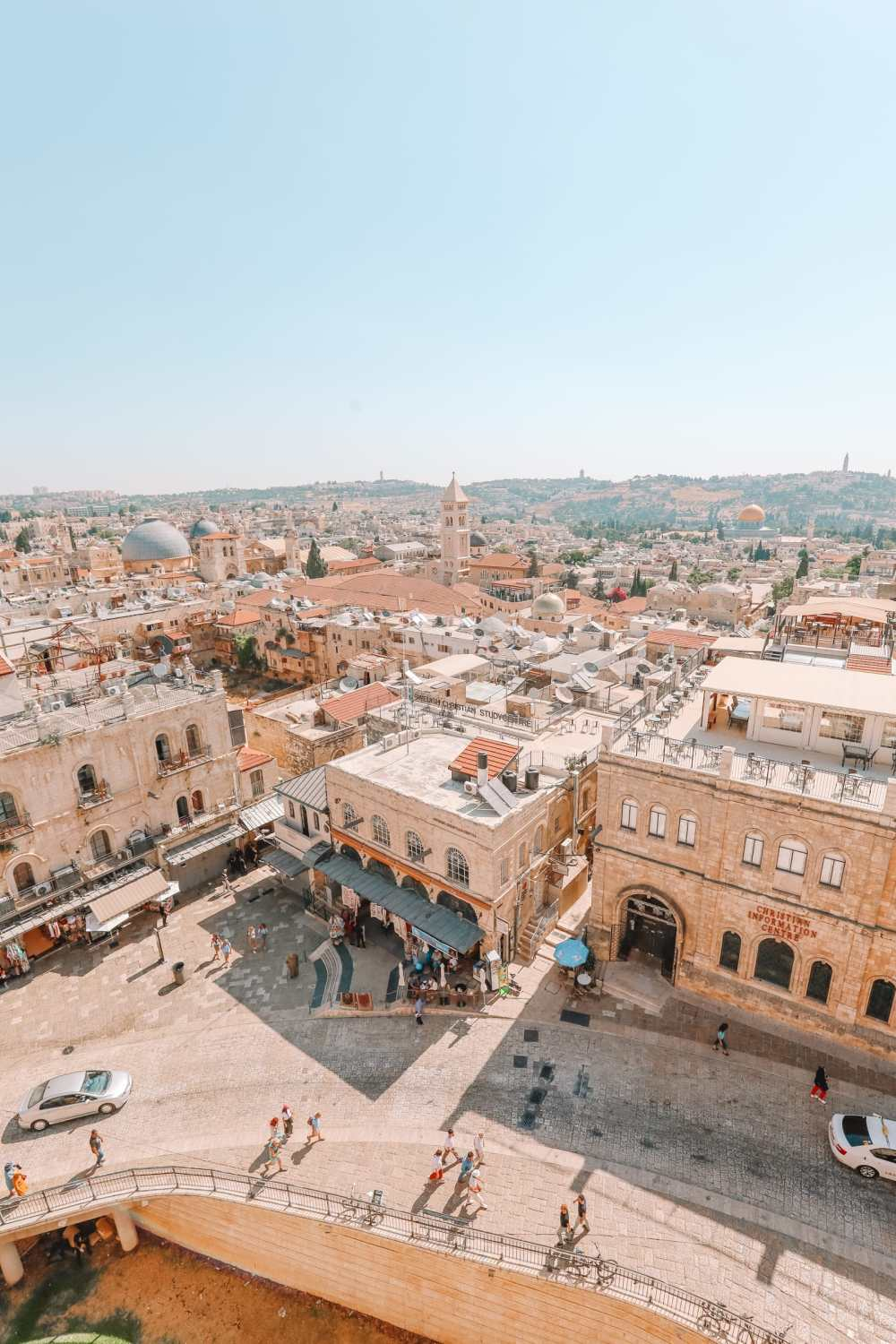 An Introduction To The Ancient City Of Jerusalem (32)