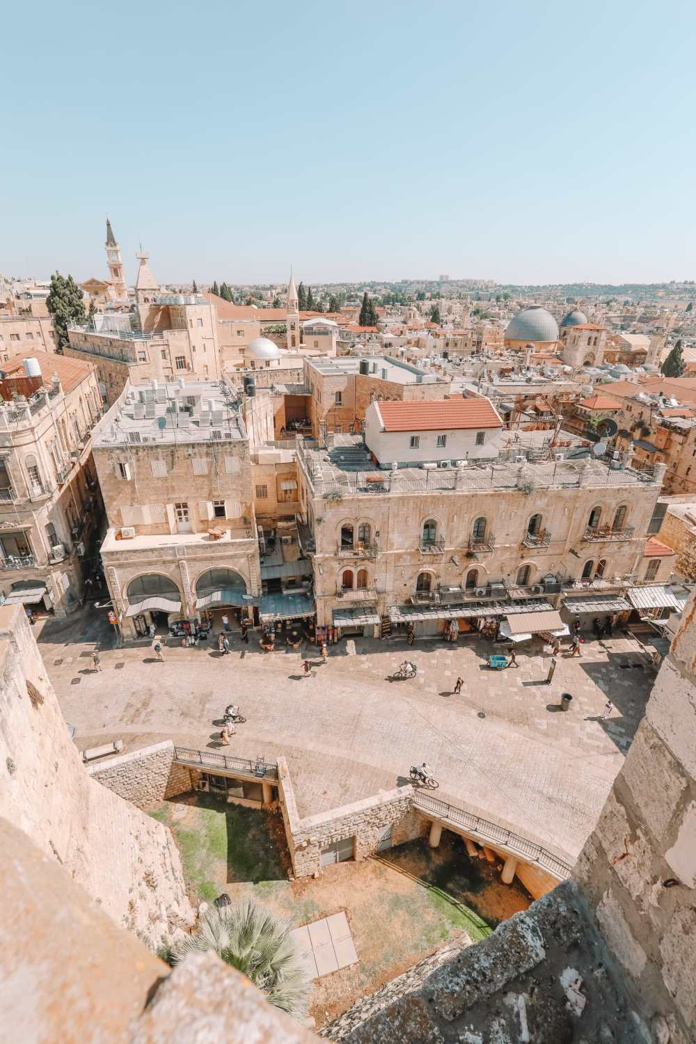 An Introduction To The Ancient City Of Jerusalem (37)
