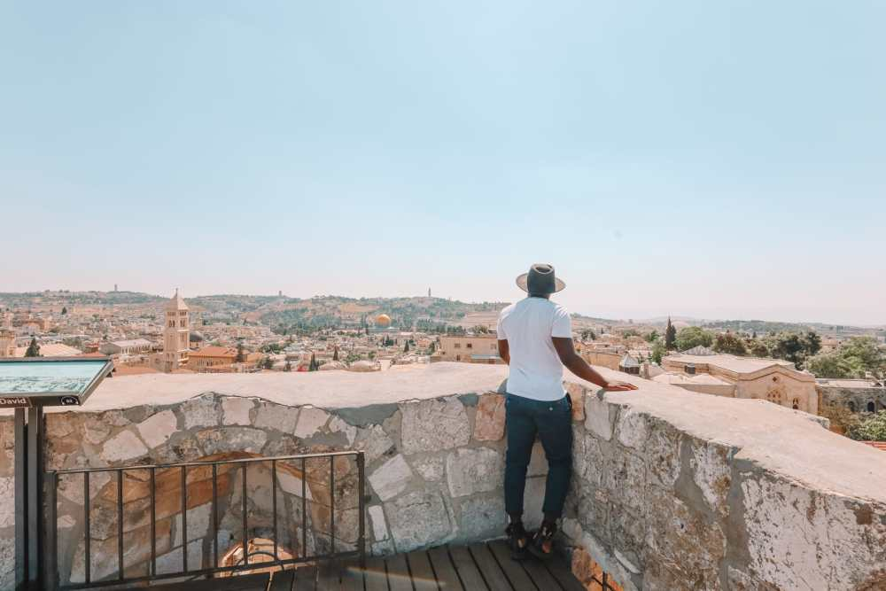An Introduction To The Ancient City Of Jerusalem (43)