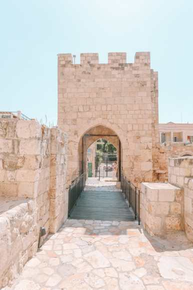 An Introduction To The Ancient City Of Jerusalem (48)
