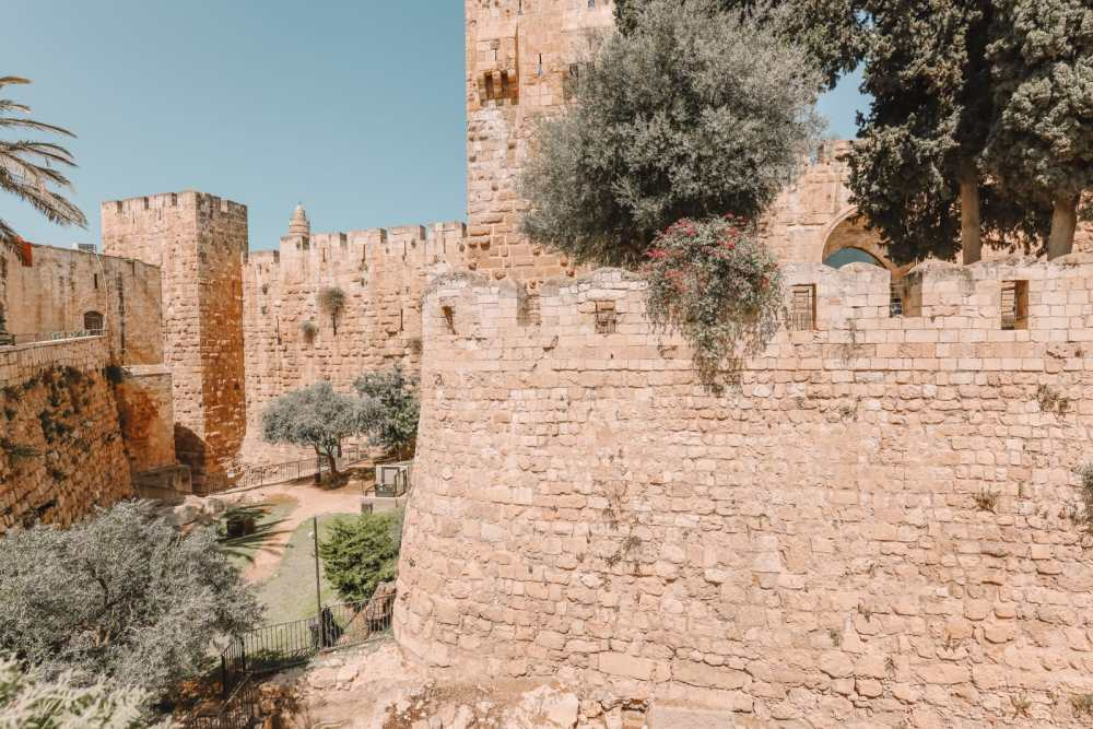 An Introduction To The Ancient City Of Jerusalem (49)