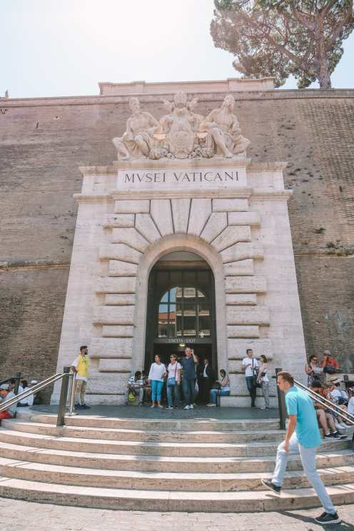 Exploring Vatican City And The Sistine Chapel, Rome (2)