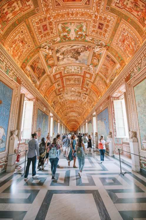Exploring Vatican City And The Sistine Chapel, Rome (26)