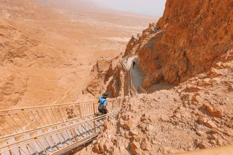 Journey To The Dead Sea And The Ancient Fortress Of Masada (40)