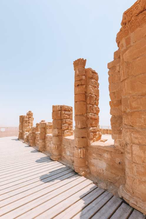 Journey To The Dead Sea And The Ancient Fortress Of Masada (43)