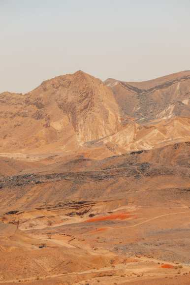 24 Hours In Makhtesh Ramon Crater, In The Negev Desert (15)