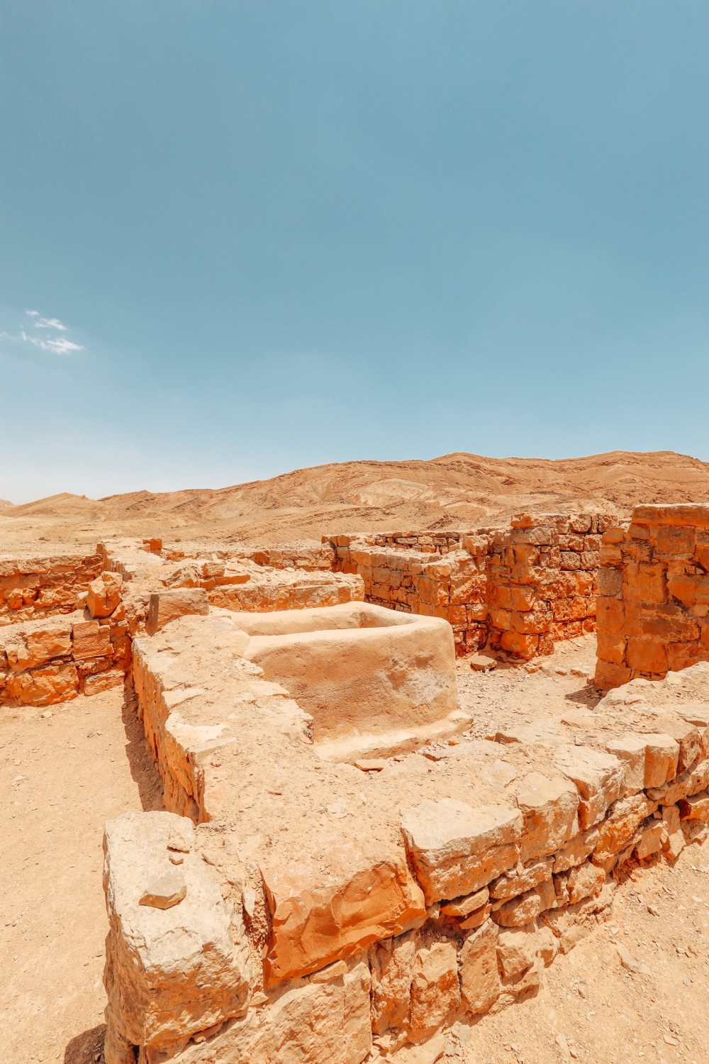 24 Hours In Makhtesh Ramon Crater, In The Negev Desert (34)