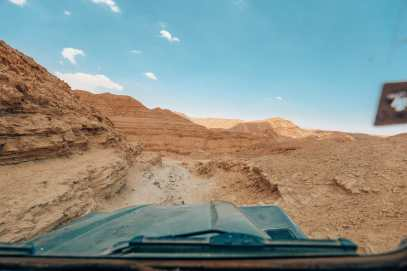 24 Hours In Makhtesh Ramon Crater, In The Negev Desert (42)