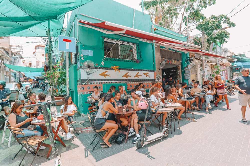 First Day In Tel Aviv, Israel (31)