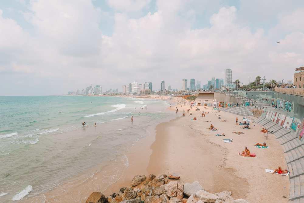 First Day In Tel Aviv, Israel (43)
