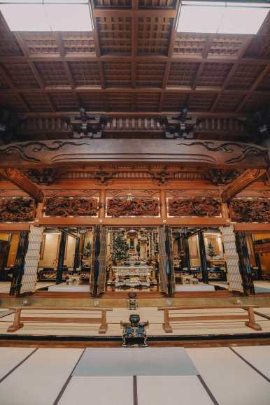 A Misogi Purification Ritual And Temples In Hakusan City - Japan (19)