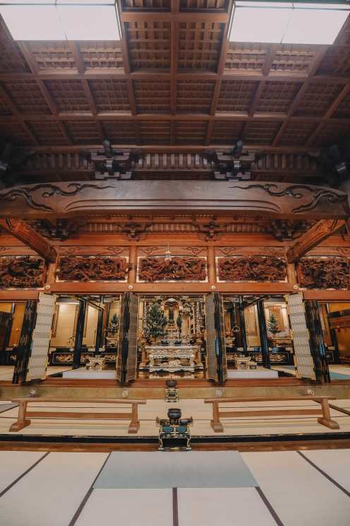 A Misogi Purification Ritual And Temples In Hakusan City - Japan (19)