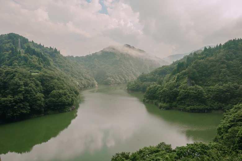 A Misogi Purification Ritual And Temples In Hakusan City - Japan (13)
