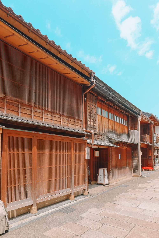 Visiting The Geisha District And Kaiseki Dining In Kanazawa - Japan (23)