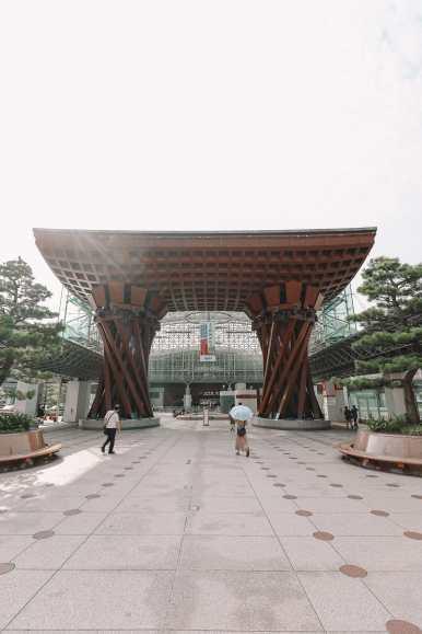 Visiting The Geisha District And Kaiseki Dining In Kanazawa - Japan (1)