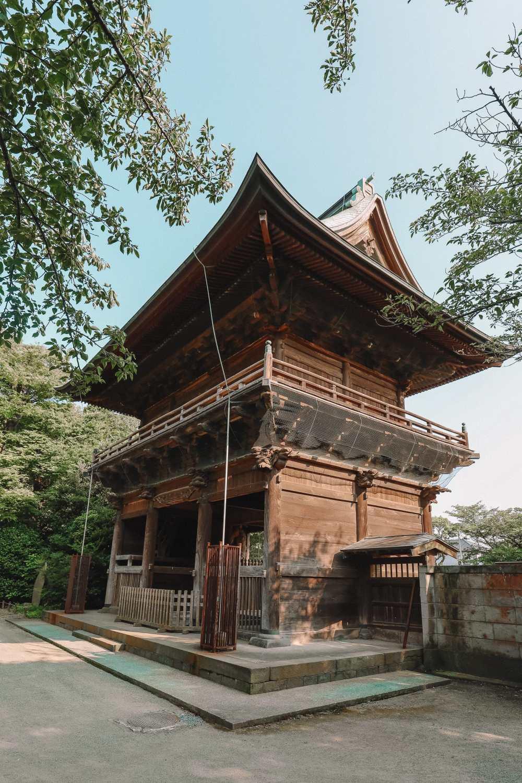 Temple Searching And Traditional Ryokans In Yokohama - Japan (18)