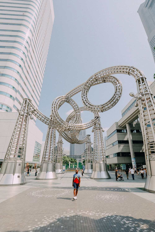 24 Hours Exploring Downtown Yokohama - Japan (52)