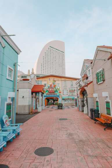 24 Hours Exploring Downtown Yokohama - Japan (44)