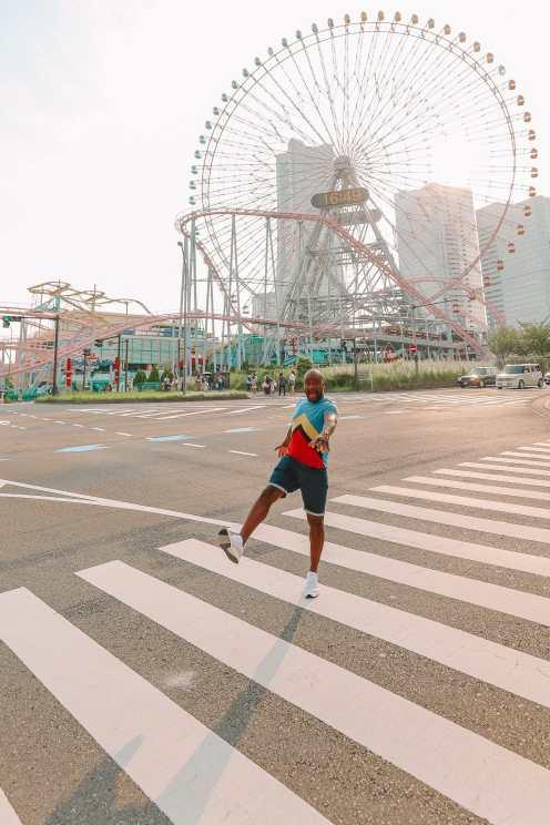 24 Hours Exploring Downtown Yokohama - Japan (40)