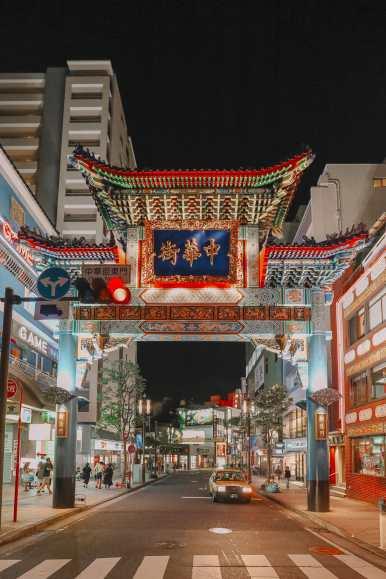 24 Hours Exploring Downtown Yokohama - Japan (14)