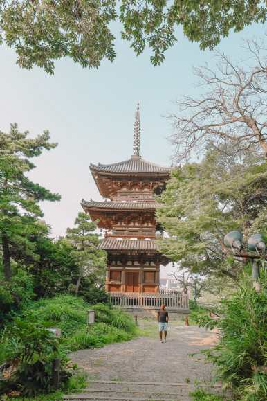 Exploring Sankeien Garden, Markets And The Mall In Yokohama - Japan (14)