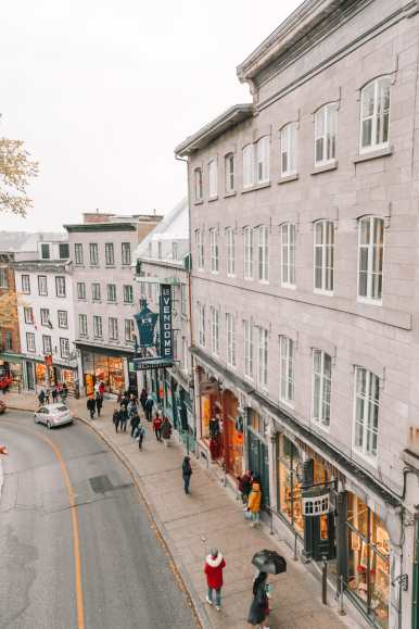 The Absolutely Beautiful French City Of Quebec, Canada (28)