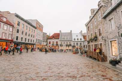The Absolutely Beautiful French City Of Quebec, Canada (38)