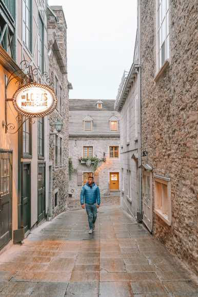 The Absolutely Beautiful French City Of Quebec, Canada (41)