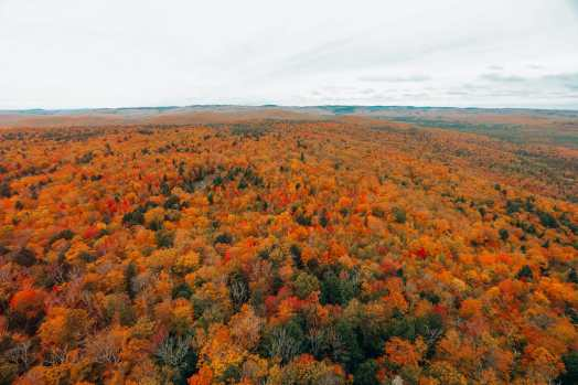 This Is One Of The Best View In All Of Quebec, Canada (14)
