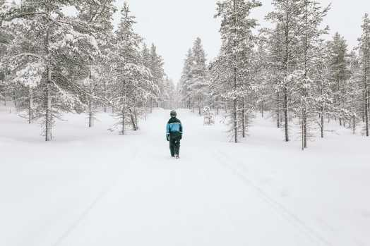 The First 24 Hours In Lapland, Finland (22)