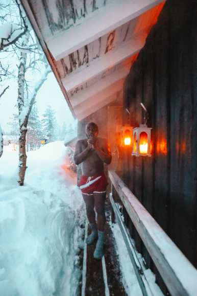 The First 24 Hours In Lapland, Finland (29)