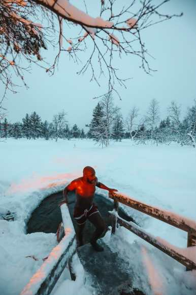 The First 24 Hours In Lapland, Finland (32)