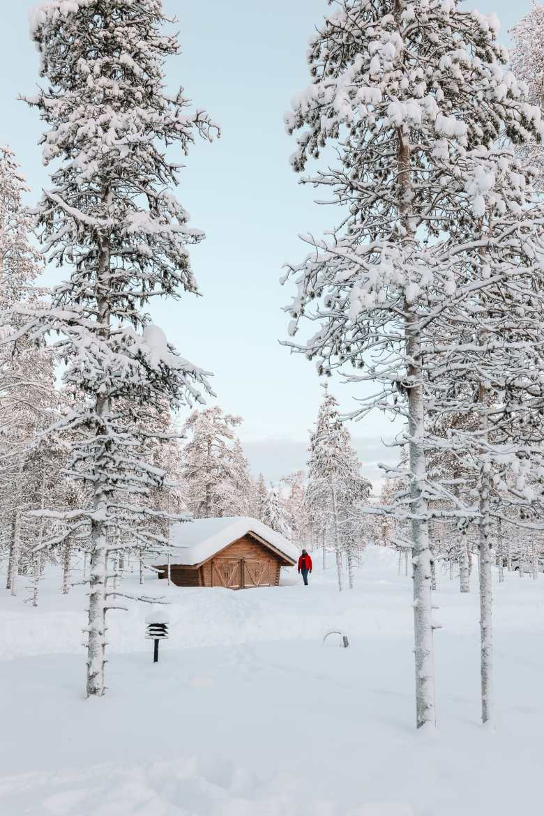 The Northern Lights Village And Star Arctic... In Lapland, Finland (23)